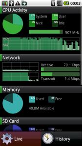 SystemPanel - System Monitor