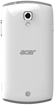 Acer Liquid Glow Alpine White