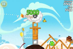 Angry Birds для Acer