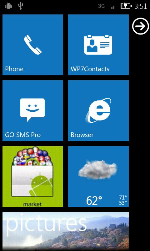 Wp7 Phone Contacts Android