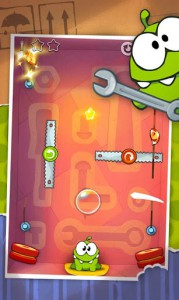 Cut the Rope для Acer