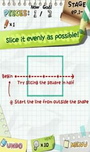 Slice It для Acer на Android