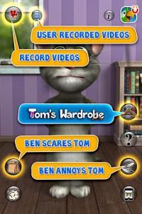 Приложение Talking Tom Cat 2 на Android