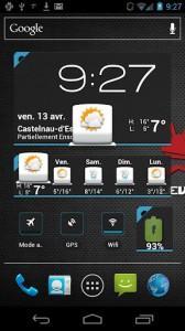 Beautiful Widgets для Асер на Андроид