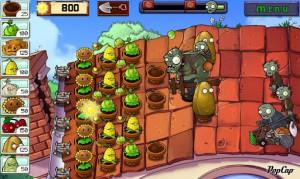 Plants vs. Zombies для Acer на Android