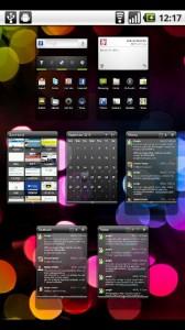 LauncherPro на Андроид