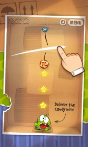 Cut the Rope для Асер