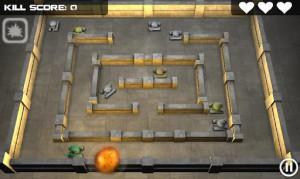 Игра Tank Hero для Android