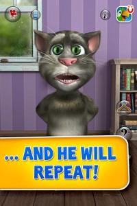 Talking Tom Cat 2 для Android
