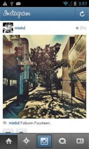 Instagram для Асер