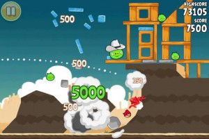Angry Birds для Acer на Android
