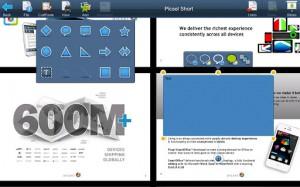 Smart Office+, редактирование документа