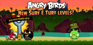 Angry Birds на Android