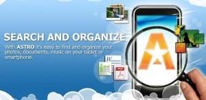 Astro File Manager для Android - наводит порядок в системе