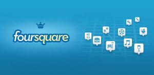 Foursquare на Андроид - один из самых полезных социальных сервисов