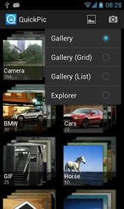 Вьювер QuickPic на Android