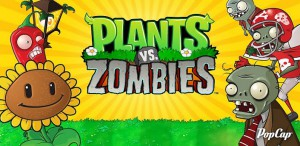 Plants vs. Zombies на Андроид - классная и очень необычная аркада