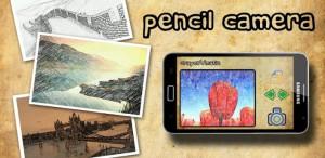 Pencil Camera на Android - стань уличным художником