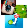 Социальные сервисы для Android