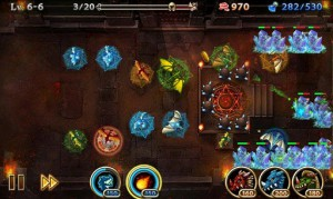 Игра Lair Defense: Dungeon для Acer
