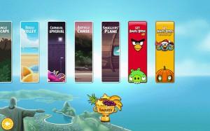 Бонусы Angry Birds Rio для андроид