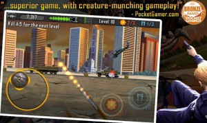 Игра Death Worm на Android