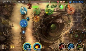 Lair Defense: Dungeon для Android