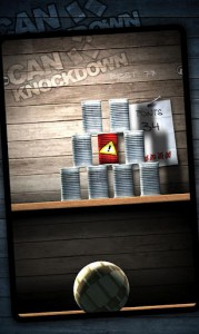 Игра Can Knockdown на Android