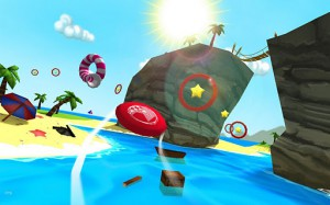 Игра Frisbee Forever на Android