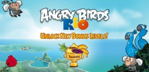 Angry Birds Rio на Android - птички вернулись!