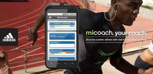 Adidas miCoach на Android – личный тренер настоящего спортсмена!