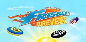 Frisbee Forever на Android - очень красивая и простая игра
