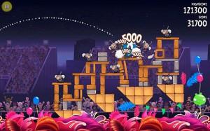 Angry Birds Rio для Асер на Андроид