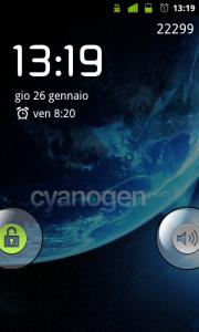 Cyanogenmod для Acer Liquid Metal