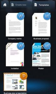 Smart Office+, шаблоны документов