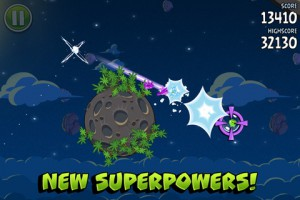 Angry Birds Space для android смартфонов