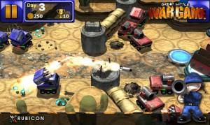 Игра Great Little War Game для смартфонов на андроиде
