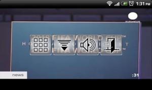 SPB TV для Асер на андроиде