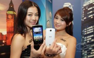 Acer Cloud Mobile S500 — прекрасная новинка от Асер