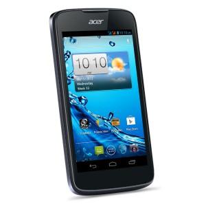 Acer Liquid Gallant E350, благородный черный