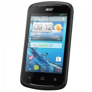 Acer Liquid Z2 Mobile World Congress 2013